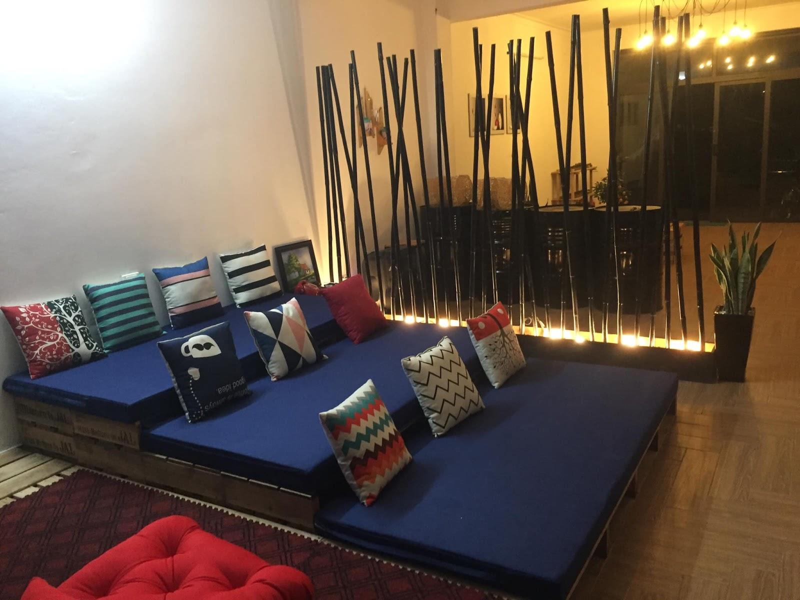 Nana's House Homestay cũng có phòng ngủ cực thích
