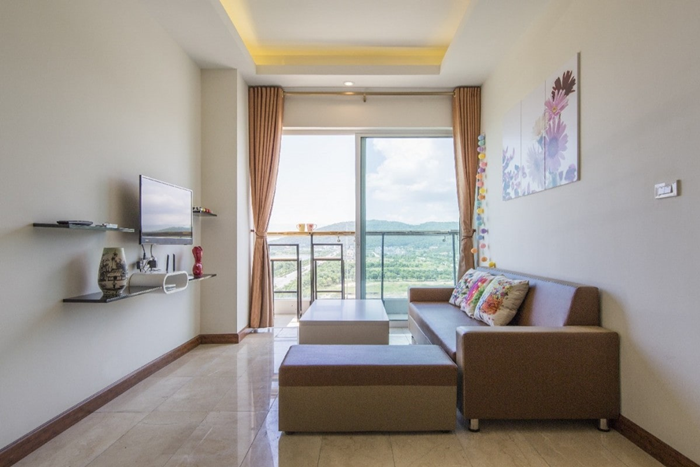 La Lune homestay chính là một căn hộ 3 phòng ngủ hiện đại