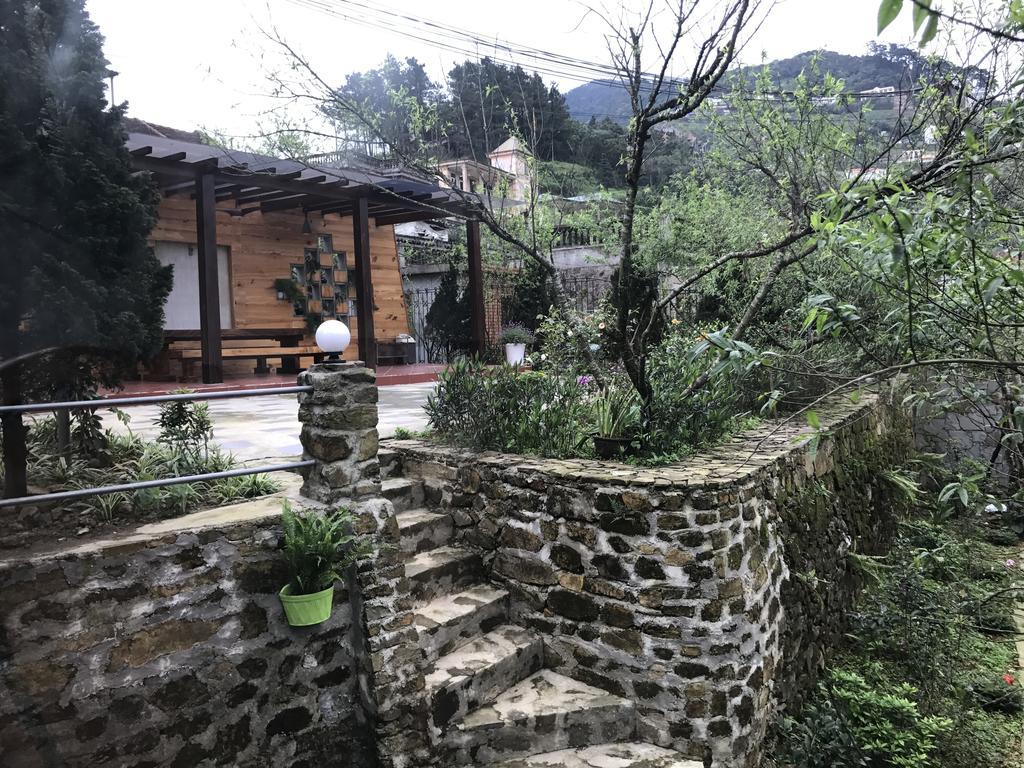May Villa Tam Đảo homestay nằm tương đối tách biệt