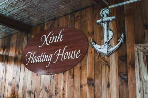 Xinh Floating House là một trong những homestay gần biển cực đẹp