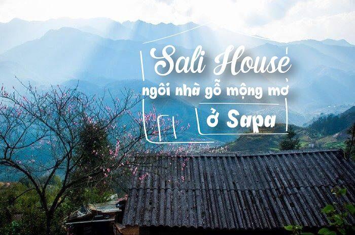 """Homestay Sali house Sapa- """"ngôi nhà nhỏ trên thảo nguyên"""" cực đáng yêu"""