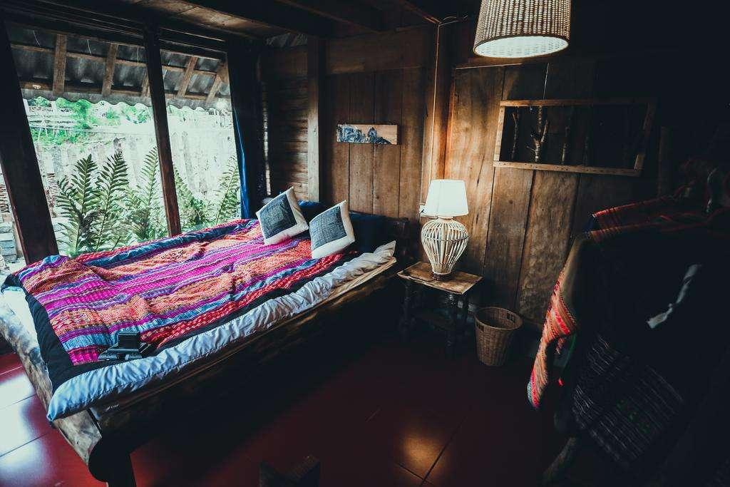 Không thể dứt ra nổi với những phòng ngủ cực xinh tại Homestay Sali house Sapa