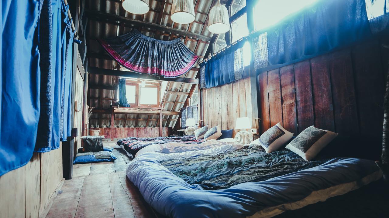 Có nhiều phòng ngủ khác nhau tại Homestay Sali house Sapa