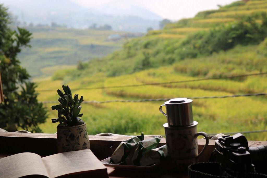 Khung cảnh tuyệt đẹp ngắm nhìn từ Homestay Sali house Sapa